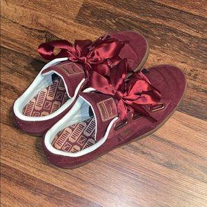 Puma shoes. Size 8.